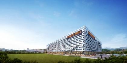 대전에 대규모 복합매매단지 '디오토몰'이 경쟁력을 가질 수 있는 기초 환경이 구축된다.
