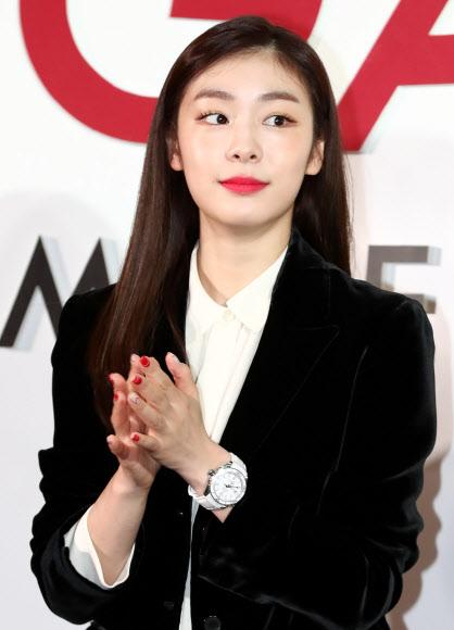 [올림픽] 박수치는 김연아
