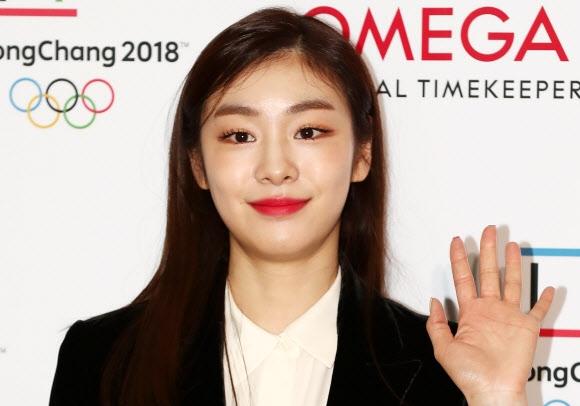 [올림픽] 김연아 '평창에서 만나요'
