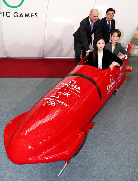 [올림픽] 롯데월드타워에 평창올림픽 전시장 오픈