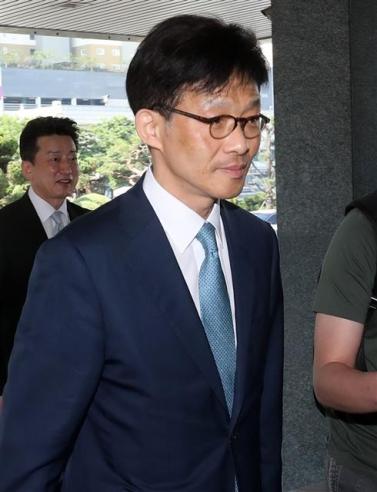안태근 전 검사장. 연합뉴스