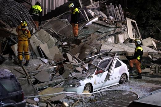 대만 화롄 지진