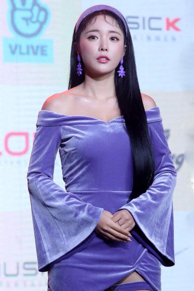 점점 더 예뻐지는 홍진영