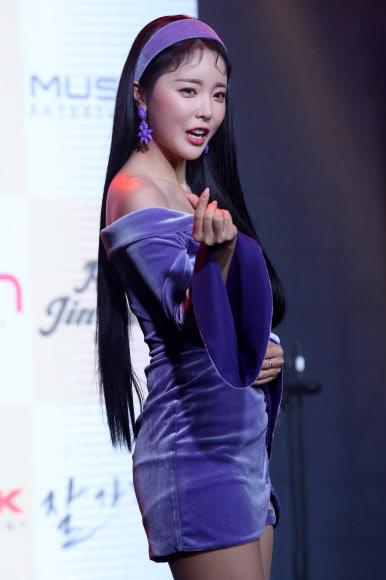 홍진영, 트로트 요정