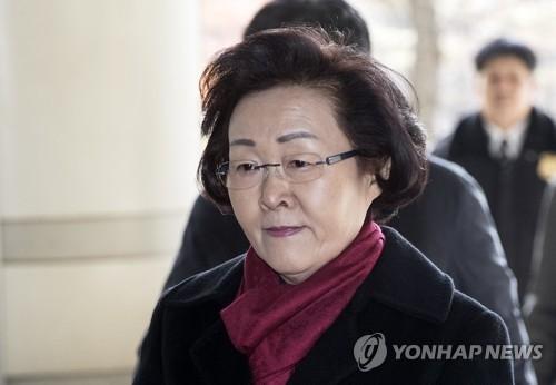 신연희 강남구청장 [연합뉴스 자료사진]
