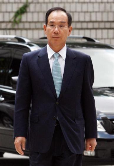 이학수 전 삼성그룹 부회장