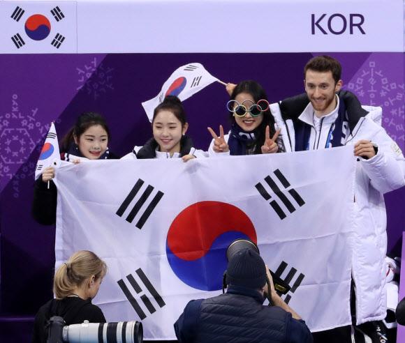 [올림픽] 우리는 한국팀