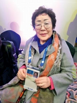 이용수 일본군 위안부 피해 할머니
