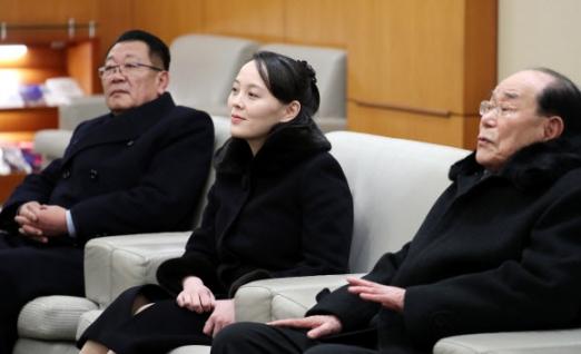 최휘 북한 국가체육지도위원장(노동당 부위원장) 연합뉴스