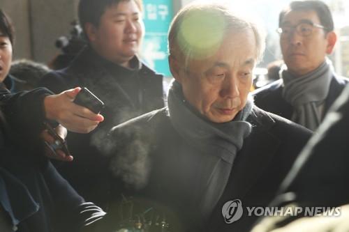 이현동 전 국세청장 [연합뉴스 자료사진]