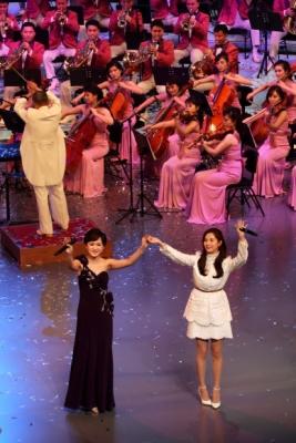서현(오른쪽) 연합뉴스