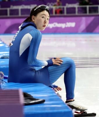 [올림픽] 노선영 '아쉬움 남아'