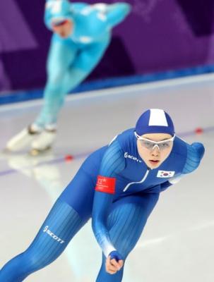 [올림픽] '동생을 위한 레이스'