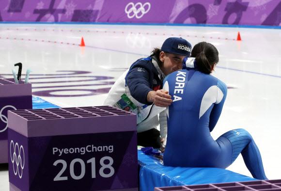[올림픽] 코치의 위로
