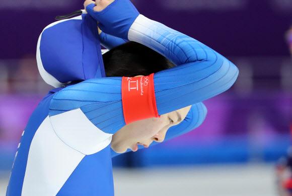 [올림픽] 노선영의 아름다운 질주
