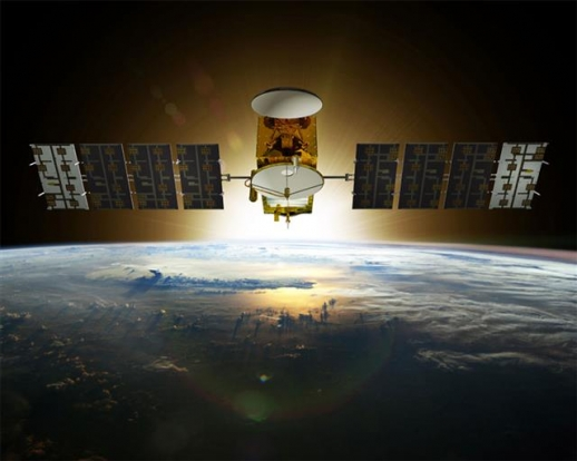 미국 항공우주국(NASA)이 2016년 발사한 '제이슨 3' 위성은 지구 전체의 해수면 상승을 감시하는 목적을 갖고 운용되고 있다.