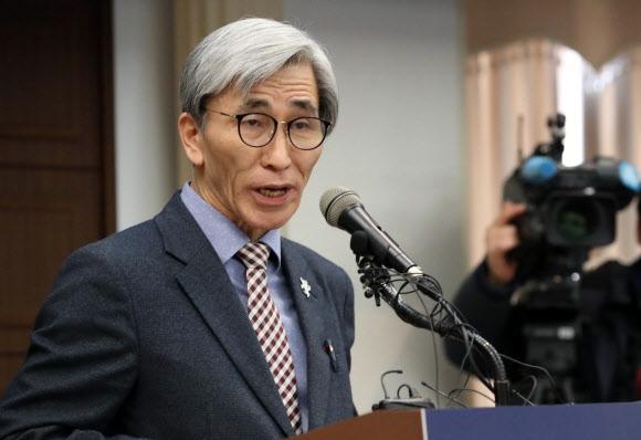 정해구 정책기획위원장 겸 헌법자문특위 위원장 연합뉴스