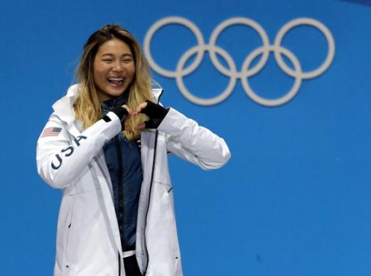 [올림픽] 클로이 김의 하트는 누구에게?