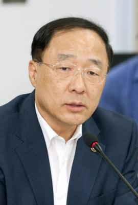 홍남기 국무조정실장 연합뉴스