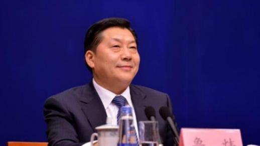 루웨이 전 중국 중앙선전부 부부장