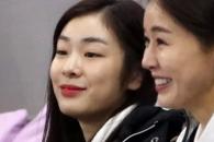 '피겨여왕' 김연아도 민유라-겜린 '아리랑' 응원