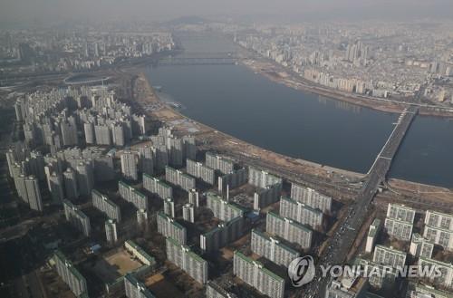서울 아파트 단지 [연합뉴스 자료사진]