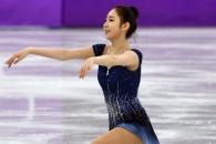 최다빈, 개인 최고점 경신… 김연아 이후 올림픽 최고…