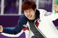 -올림픽- 김태윤, 빙속 남자 1,000m '깜짝 동메달'…