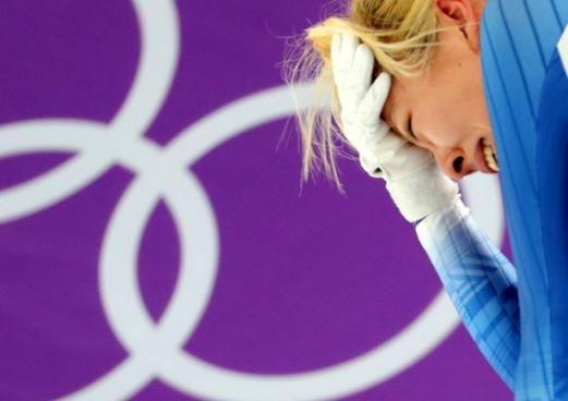 [올림픽] 김보름 은메달, 멈추지 않는 눈물