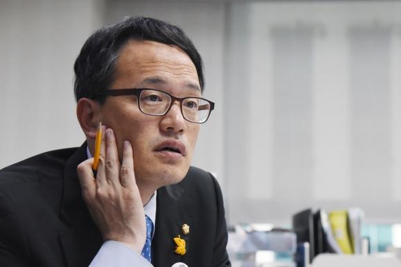 더불어민주당 박주민 의원  서울신문