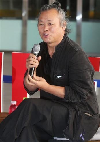 김기덕 감독. 연합뉴스
