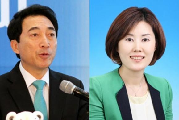박수현 후보 김영미 시의원과 재혼 계획 좌 연합뉴스