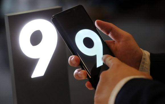 갤럭시 S9 사전개통 시작