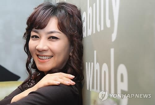 배우 김혜선 연합뉴스