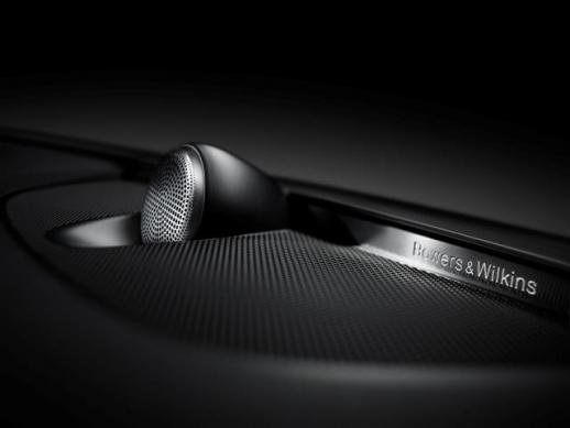 볼보 XC90에 쓰이는 B&W 스피커.