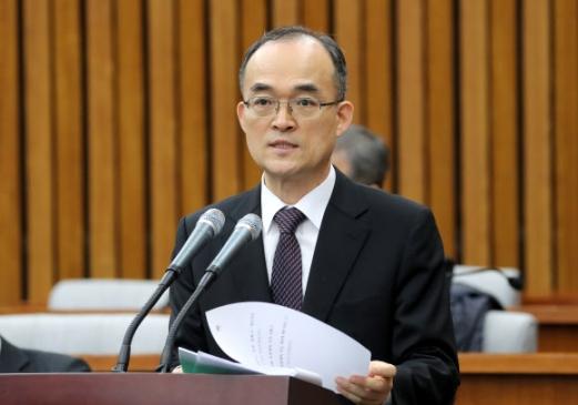 문무일(사법연수원 18기) 검찰총장 연합뉴스