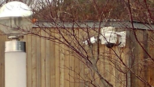 충남지사 관사 CCTV