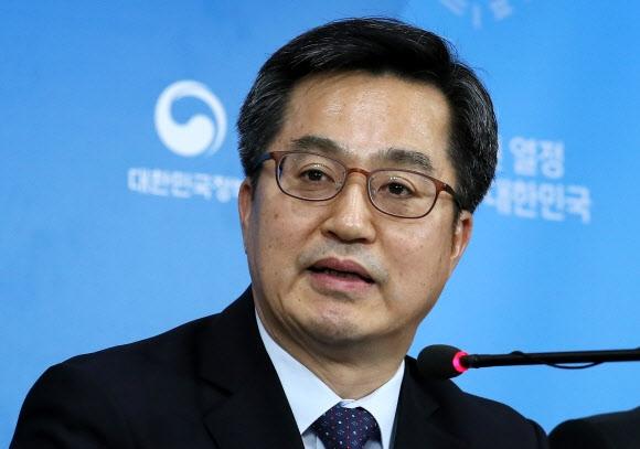 김동연 경제부총리 겸 기획재정부 장관 연합뉴스