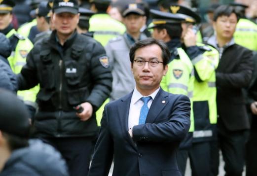'MB 소환' 입장 표명하는 김영우 의원