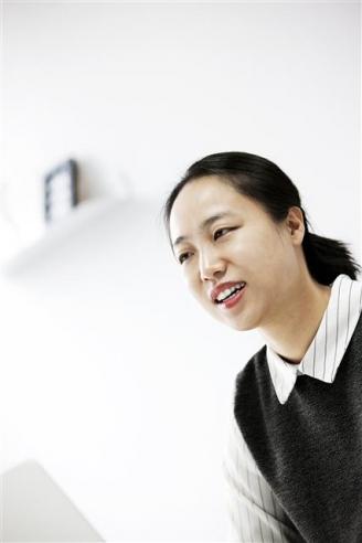 이효진 '8퍼센트' 대표