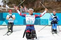 신의현, 패럴림픽 첫 '금메달'