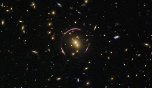 ESA/Hubble & NASA; Acknowledgment: Judy Schmidt