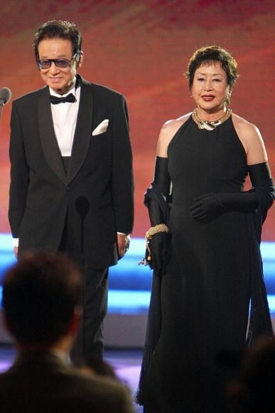대한민국 영화대상 공로상 수상자