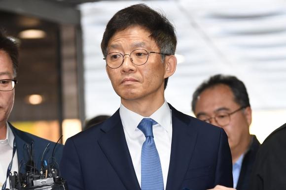 안태근 전 검사장  서울신문