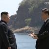 김정은 방중에 리설주 빠지고 대미라인 집중투입