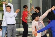 [현장 행정] 佛 국민운동 '파쿠르'에 빠진 금천 할매들