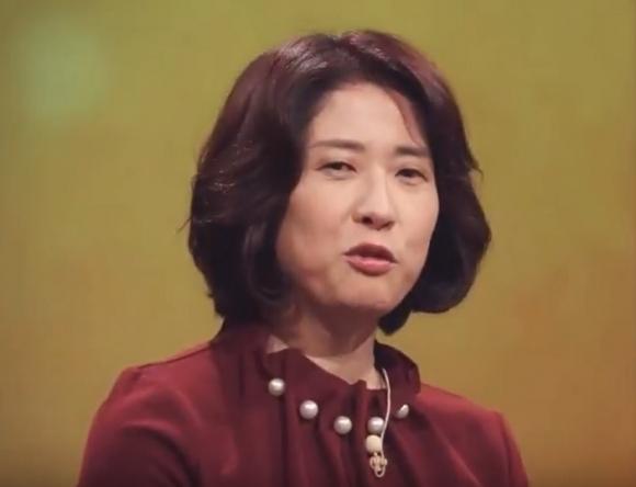 tvN '어쩌다어른'에 출연했던 성교육 강사 손경이씨. 유튜브 캡처