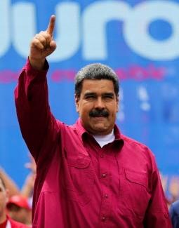 니콜라스 마두로 베네수엘라 대통령. EPA 연합뉴스