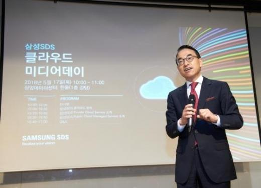 홍원표 삼성SDS 대표