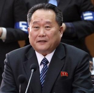 리선권 북한 조국평화통일위원회 위원장